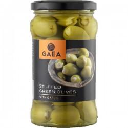 Olives vertes farcies à l'ail 315ml