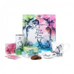 Alice in Wonderland Tea party gift set 525g