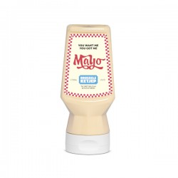 Belgische Mayonaise Met Eieren 300ml
