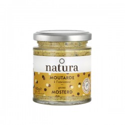 Moutarde au grain 160g