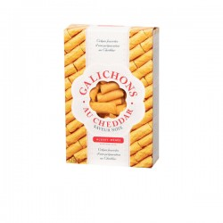 Cheddar met noten Galichons 125g