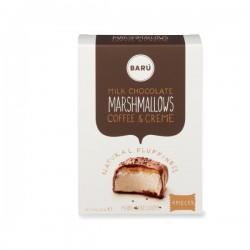 Melkchocolade & koffie crème marshmallow 60g