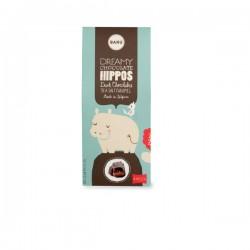 Fleur de Sel Caramel Hippo 60g