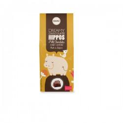 Honing amandelen Hippo 60g