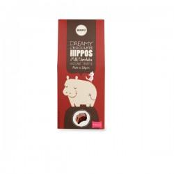 Hazelnoot truffel Hippo 60g