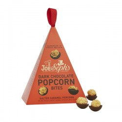 Dark Chocolate Popcorn Bites Bauble