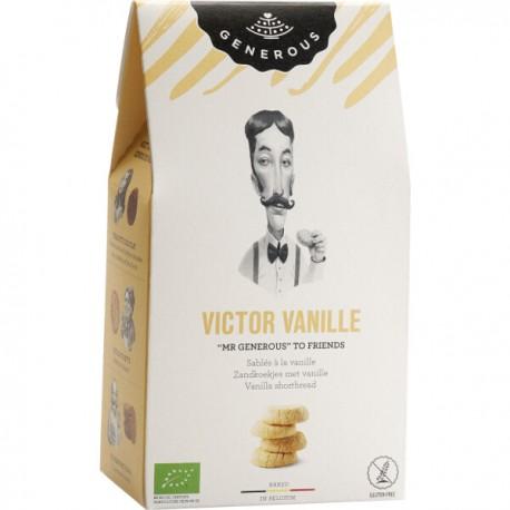 Victor vanille BIO (glutenvrij) 120g