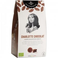 Charlotte Chocolat BIO (glutenvrij) 120g
