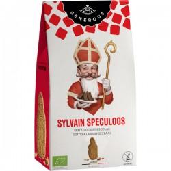 Sylvain Speculoos St Nicolas  BIO (glutenvrij) 140g