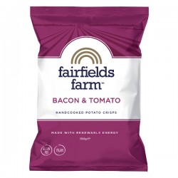 Bacon & tomaatchips 40g
