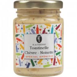 Toastinelle Chèvre Noisettes 80g