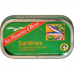 Sardienen in olijfolie 69g