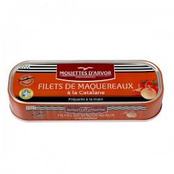 Makreelfilets Catalaanse saus 169g