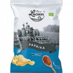 Belgische chips paprika 125g