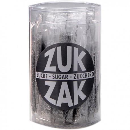 Suikersticks (30 st.) Zilver