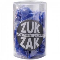 3-Hoekig Suikerzakjes(30 st.) Blauw