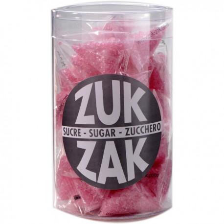 3-Hoekig Suikerzakjes(30 st.) Roze