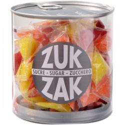 Mix Suikerzakjes(60 st.) Geel