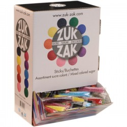 BigBox (480st.) Sticks Kleur Mix
