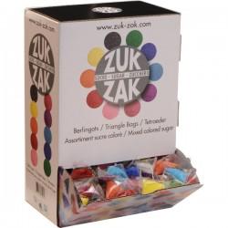 BigBox (380st.) Pyramidezak. Kleur Mix