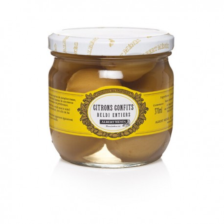 Citrons Confits Beldi Entiers 190g