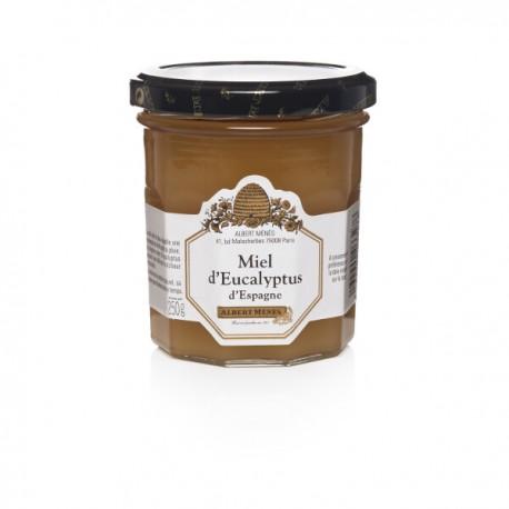 Miel d'Eucalyptus d'Espagne 250g