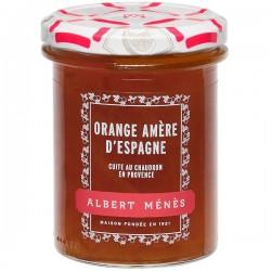 Marmelade d'Orange Amère d'Espagne Ecorces Fines 280g