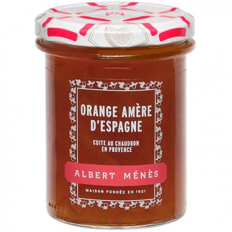 Bittere marmelade met fijne schil 280g