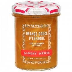 Zachte sinaasappelmarmelade met fijne schil 280g