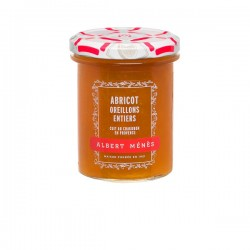 Confiture Extra d'Abricot - Oreillons Entiers 280g