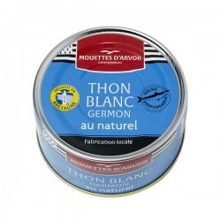 Thon Blanc Germon Au Naturel 132g