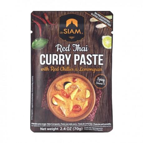 Pasta van rode curry 70g