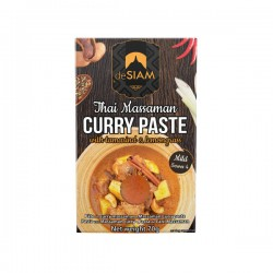 Pasta van Massaman curry 70g