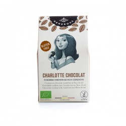 Charlotte chocolat BIO (sans gluten) 40g