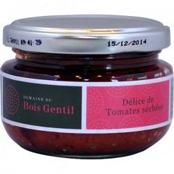 Zongedroogde Tomaten Délice 125g