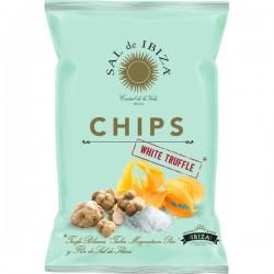 Chips à la Fleur de Sel à la truffe blanche 125g