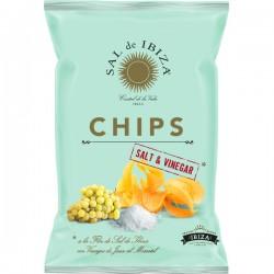 Fleur de Sel Chips met moscatel azijn 45g