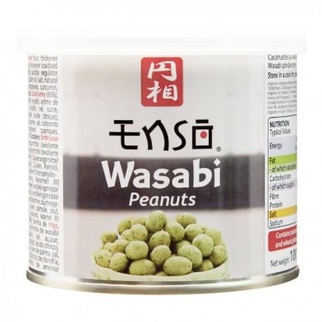 Wasabi pindanoten 100g