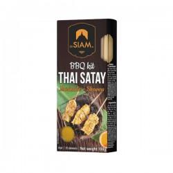 Satay Marinade & bamboe stokjes 100g