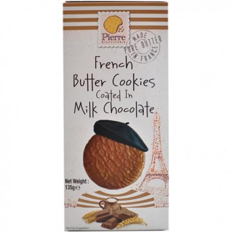 Chocoladises Lait Pierre Biscuiterie 135g