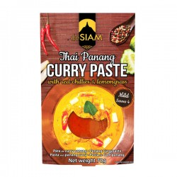 Pasta van panang curry 70g