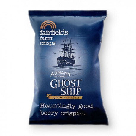 Chips Adnams ghost ship-chips 150g