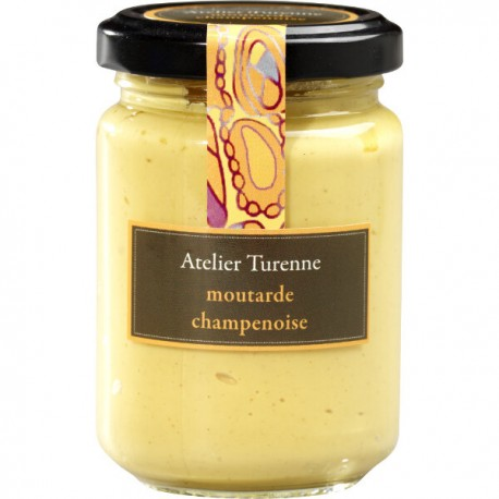 Mosterd Champagne 150g