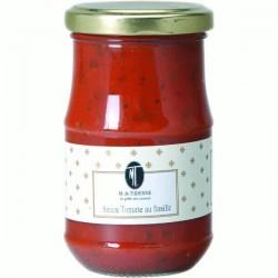 Sauce Tomate Au Basilic 21cl