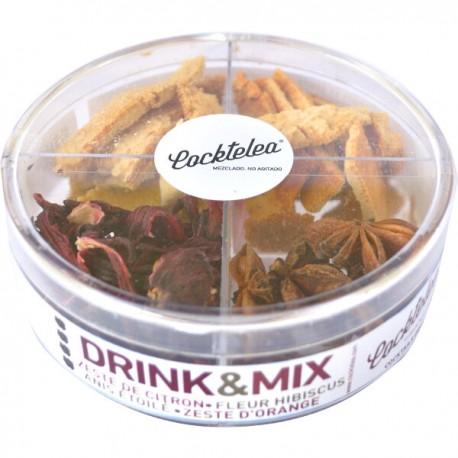 Multipack mix voor cocktails 19g