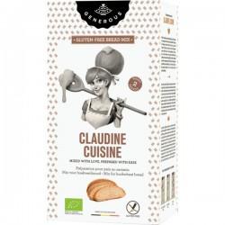 Claudine Cuisine - Mélange pour pain au sarasin BIO (sans gluten) 500g