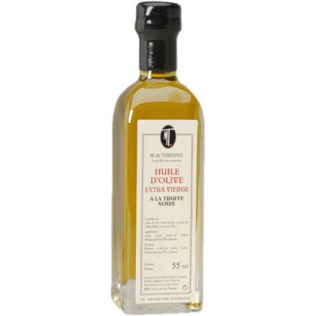 Extra Zuivere olijfolie Zwarte truffel 55ml