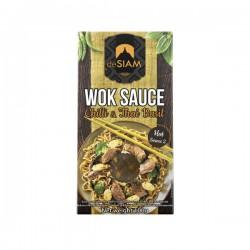 Wok saus (chili/Thaise basilicum) 100ml