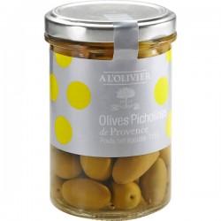 Picholine olijven uit de provence 115g