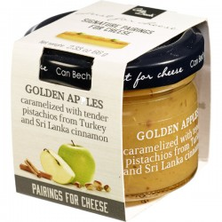 Mini Just for Cheese Golden appel met pistache en kaneel 66g